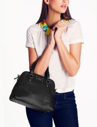Kate Spade New York Grove Court Maise Embossed Leather Crossbody