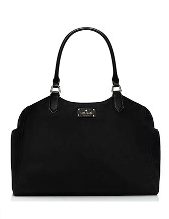 Kate Spade New York Grove Court Nylon Sasha Baby Bag