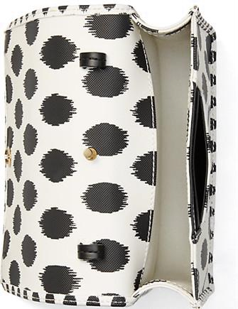 Kate Spade New York Harding Street Ikat Dot Renee Crossbody