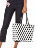Kate Spade New York Harding Street Ikat Dot Riley Tote