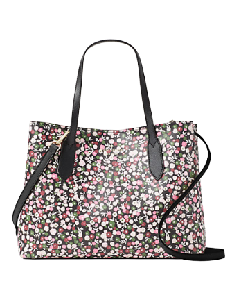 Kate Spade New York Harper Park Ave Floral Satchel
