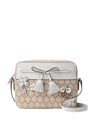 Kate Spade New York Hayes Bee Embellished Camera Bag
