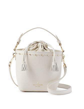 Kate Spade New York Hayes Street Studded Pippa Satchel