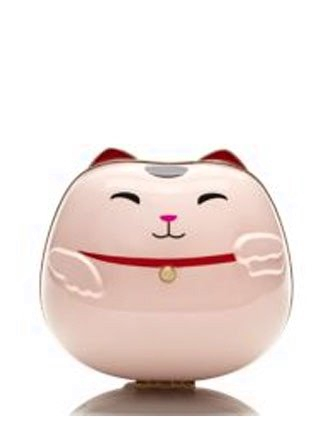 Kate Spade New York Hello Tokyo Pink Cat Clutch