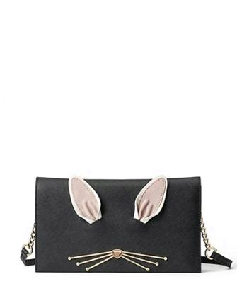 Kate Spade New York Hop To It Rabbit Cali Crossbody