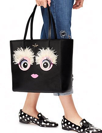 Kate Spade New York Imagination Monster Hallie Tote