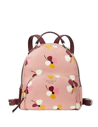Kate Spade New York Jackson Dusk Buds Medium Backpack