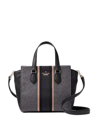 Kate Spade New York Jackson Street Web Small Hayden Satchel