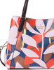 Kate Spade New York Jackson Tropical Toss Medium Satchel