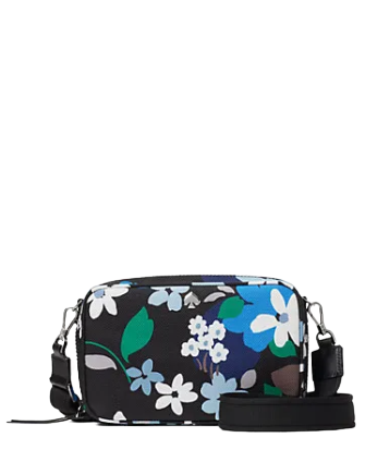 Kate Spade New York Jae Bold Blooms Small Camera Bag