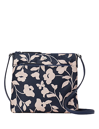 Kate Spade New York Jae Garden Vine Flat Crossbody