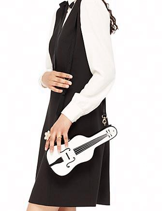 Kate Spade New York Jazz Things Up Bass Shoulder Bag