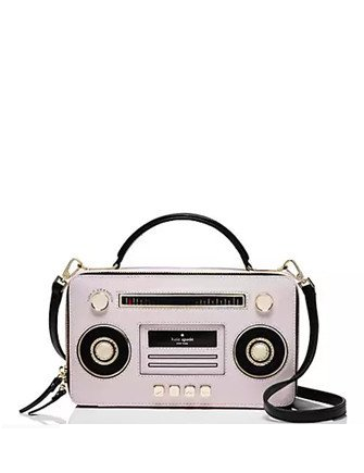 Kate Spade New York Jazz Things Up Boom Box Bag