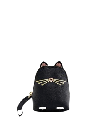 Kate Spade New York Jazz Things Up Cat Coin Purse