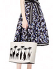 Kate Spade New York Jazz Things Up Cool Cat Francis Tote