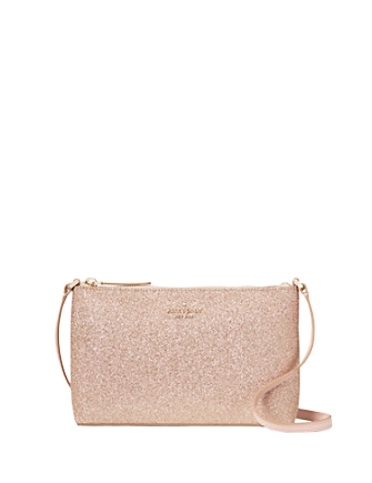 Kate Spade New York Joeley Glitter Crossbody