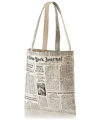 Kate Spade New York New York Journal Canvas Tote