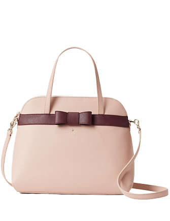 Kate Spade New York Kirk Park Saffiano Julita Satchel