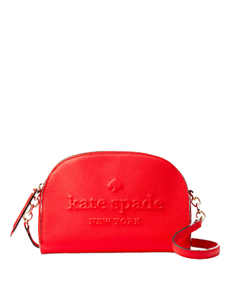 Kate Spade New York Larchmont Avenue Logo Tori Crossbody