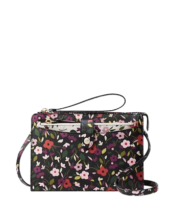 Kate Spade New York Laurel Way Boho Floral Large Roxanna Crossbody