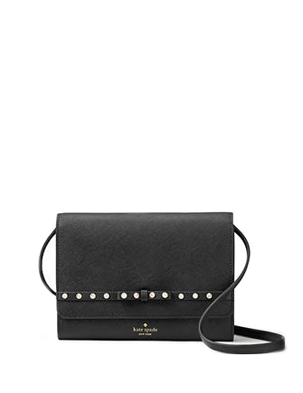 Kate Spade New York Laurel Way Jeweled Summer Crossbody