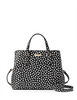 Kate Spade New York Laurel Way Printed Dot Evangelie Satchel