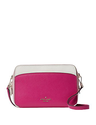 Kate Spade New York Lauryn Colorblock Camera Bag