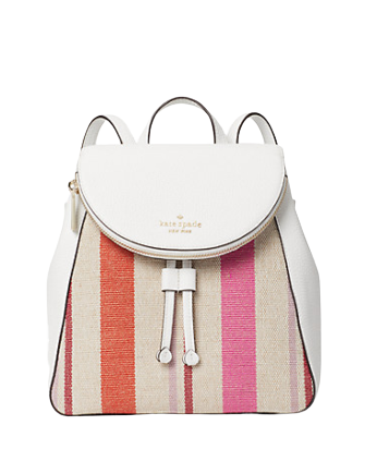 Kate Spade New York Leila Medium Flap Backpack