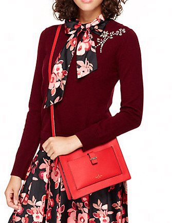 Kate Spade New York Leonard Street Clarise Crossbody