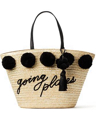 Kate Spade New York Lewis Way Large Pom Marketa Tote