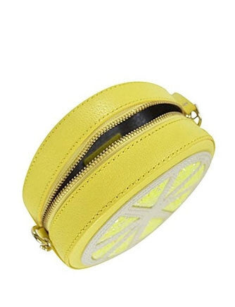 Kate Spade New York Lemon Street Micha Crossbody Limoncello