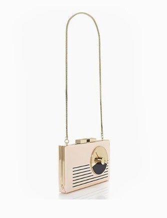 Kate Spade New York Tower Avenue Radio Samira Clutch