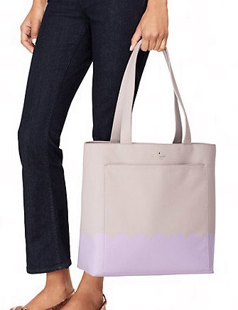 Kate Spade New York Lita Street Scallop Andrea Tote