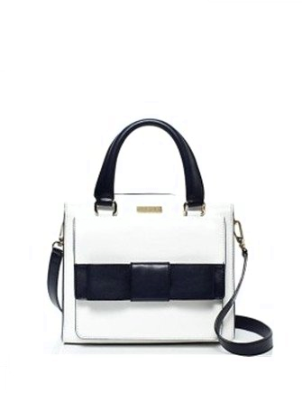 Kate Spade New York Little Kennedy Bow Bridge Satchel