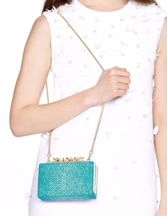 Kate Spade New York Madison Avenue Splash Out Ravi Clutch