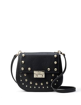 Kate Spade New York Madison Stewart Street Studded Byrdie Crossbody