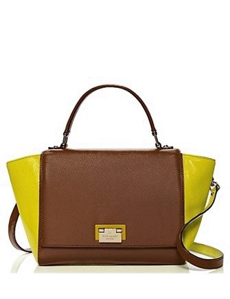 Kate Spade New York Magnolia Park Laurel Satchel