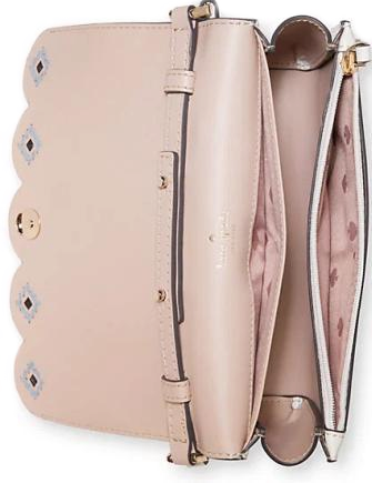 Kate Spade New York Magnolia Street Eyelet Addison Crossbody