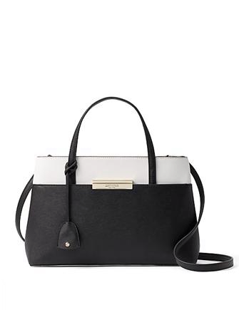 Kate Spade New York Maiden Way Saffiano Zuri Satchel