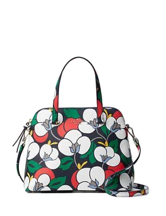Kate Spade New York Maise Breezy Floral Medium Dome Satchel