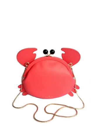 Kate Spade New York Make A Splash Crab Crossbody Purse