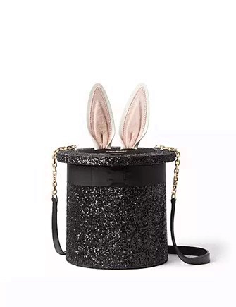 Kate Spade New York Make Magic Rabbit In Hat Shoulder Bag