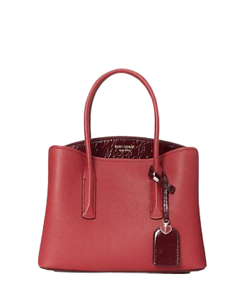 Kate Spade New York Margaux Patent Medium Satchel