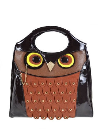 Kate Spade New York Maximillian Maxwell Owl Tote
