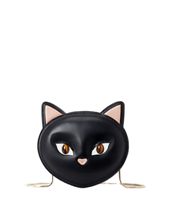 Kate Spade New York Meow Cat Crossbody