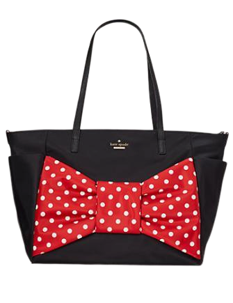 Kate Spade New York Minnie Mouse Bethany Baby Bag