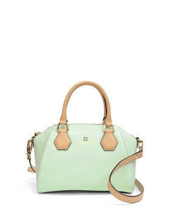 Kate Spade New York Parnell Street Colorblock Mini Pippa Satchel
