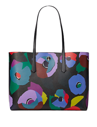 Kate Spade New York Molly Floral Collage Large Tote