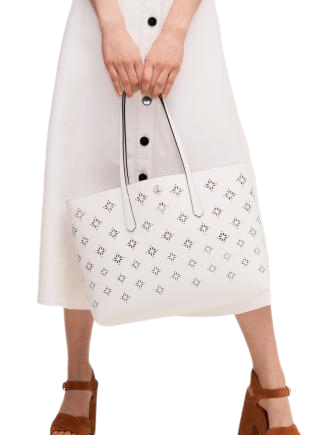 Kate Spade New York Molly Perforated Large Tote