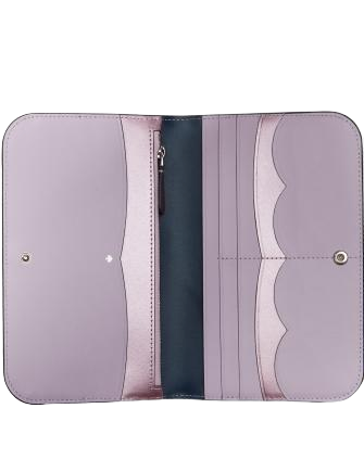 Kate Spade New York Nadine Patchwork Medium Clutch Wallet